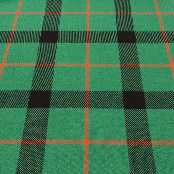 Light Weight 10oz Fabric Material Kincaid Ancient Tartan 1 Metre