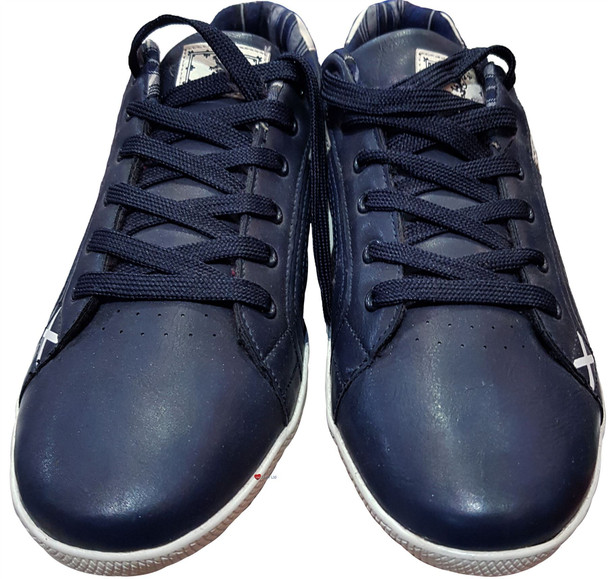 Scotland White Sole Trainers