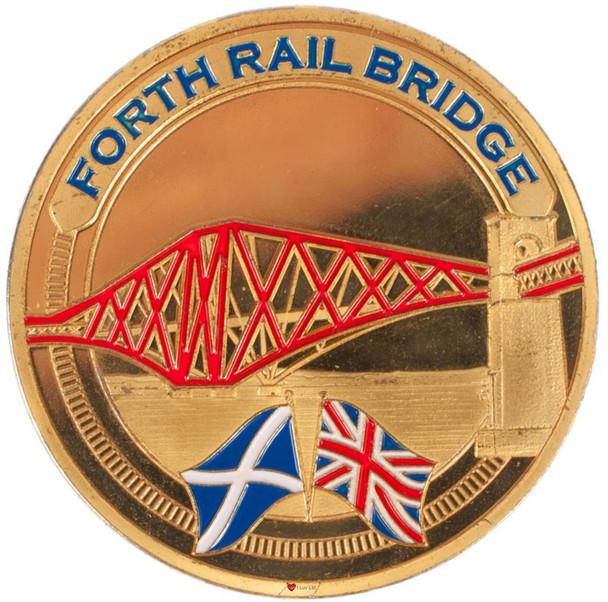Scotland Souvenir Coin