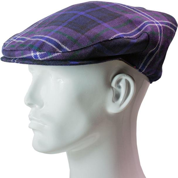 Flat Cap Mens Scotland Forever Modern