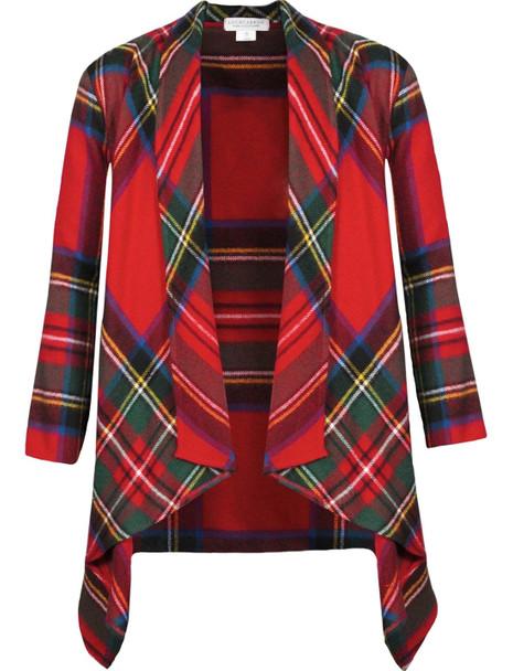 Ladies Kerry Jacket Stewart Royal Tartan