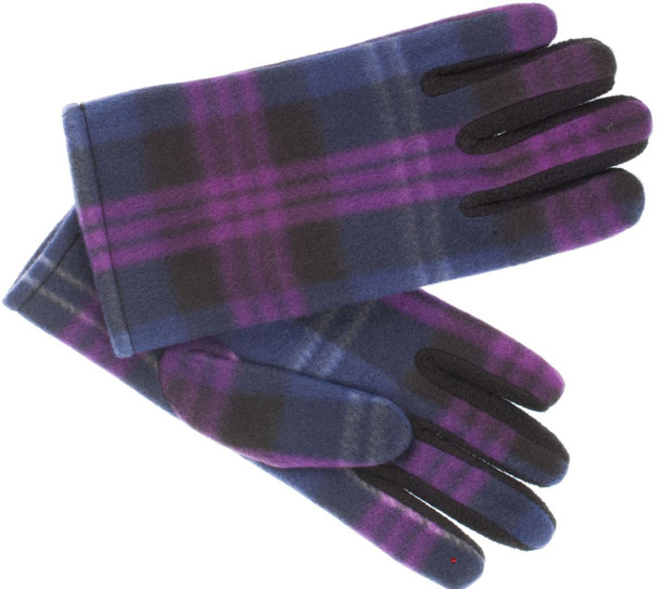 Ladies Tartan Gloves Heritage of Scotland Tartan
