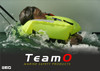 TeamO 170N BackTow Lifejacket and Harness - in action