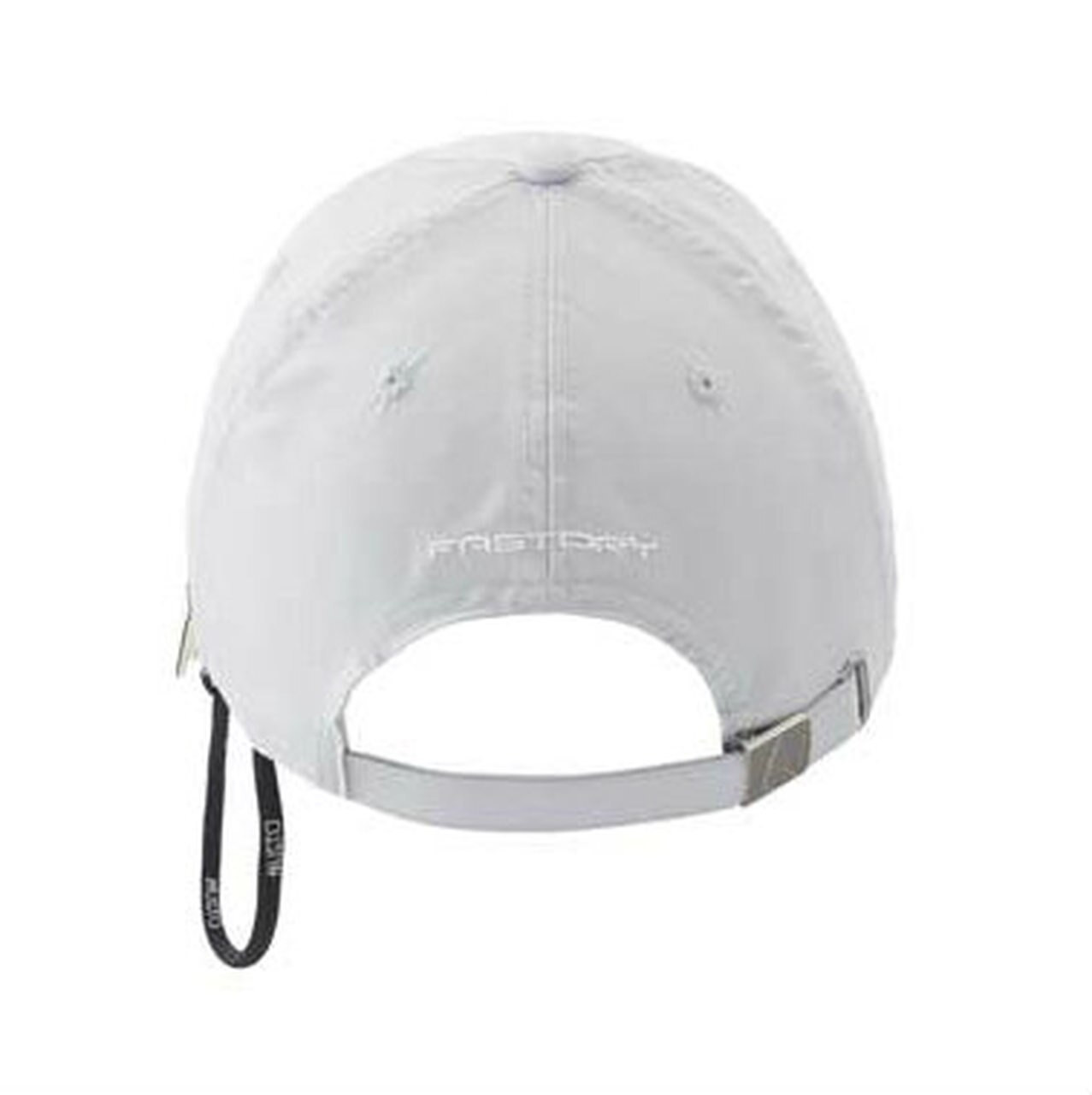 Musto Fast Dry Crew Cap - White (back)