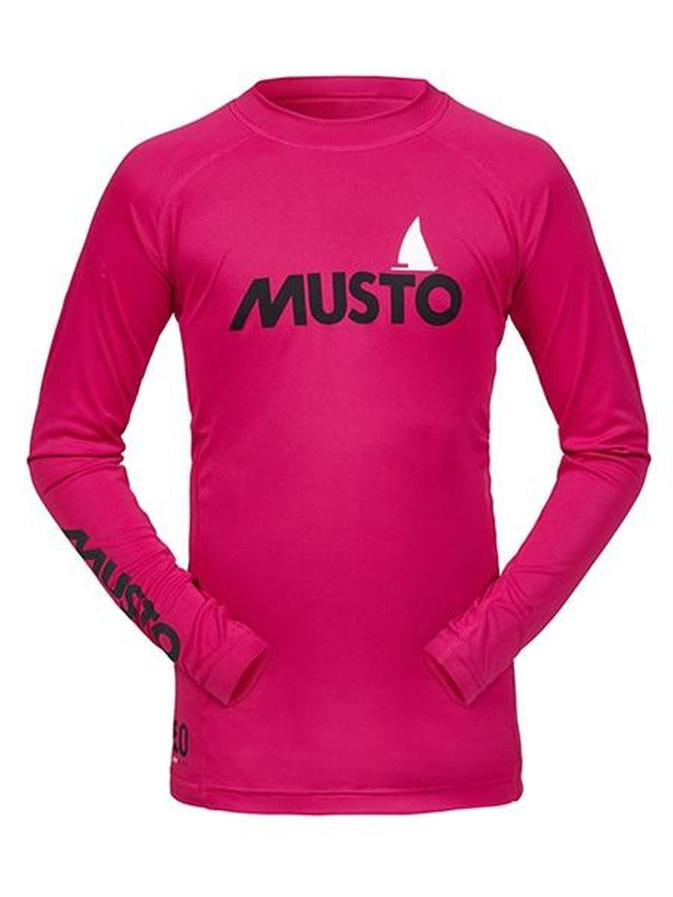 Musto Junior Insignia Rash Guard