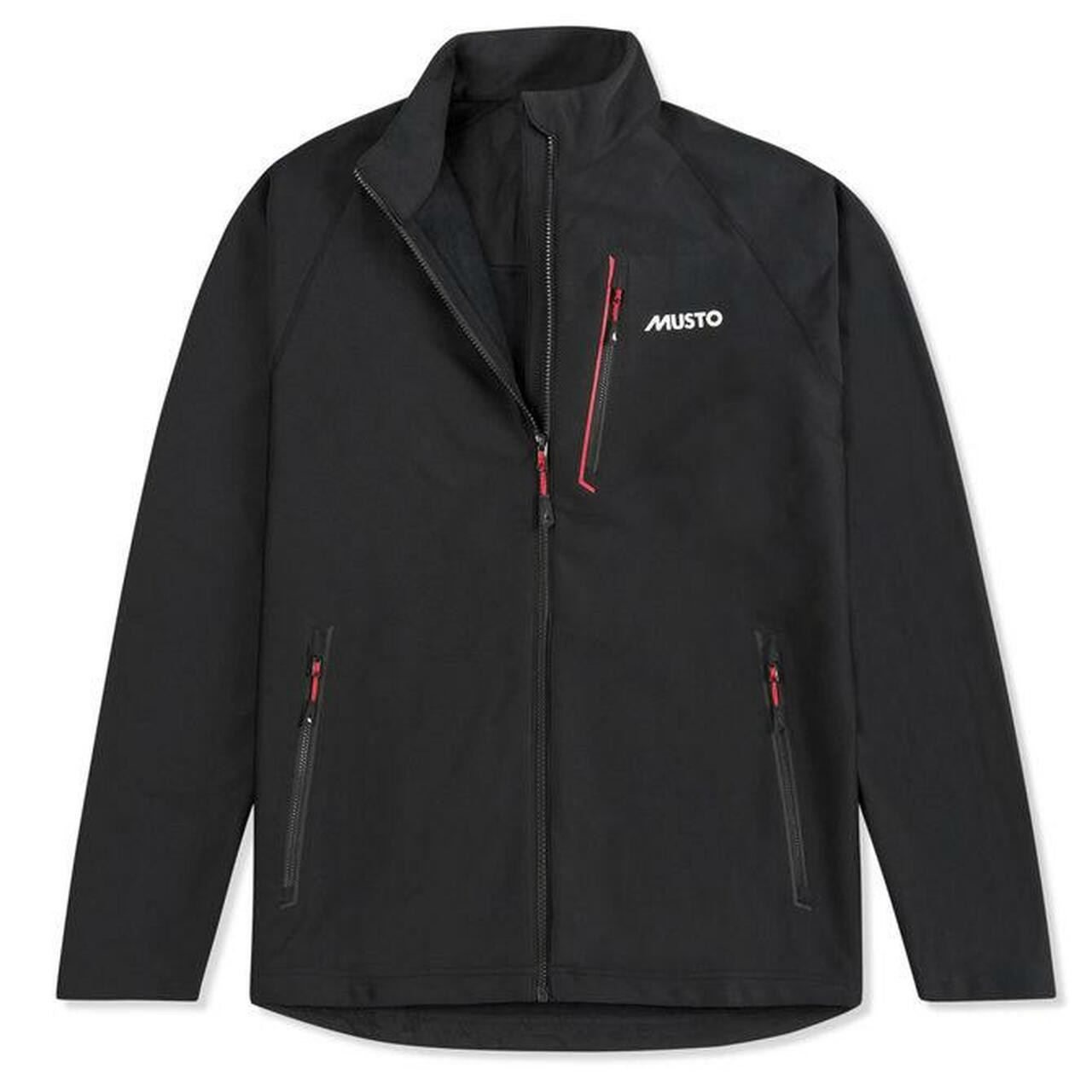 Musto Frome Mid Layer Jacket - Black