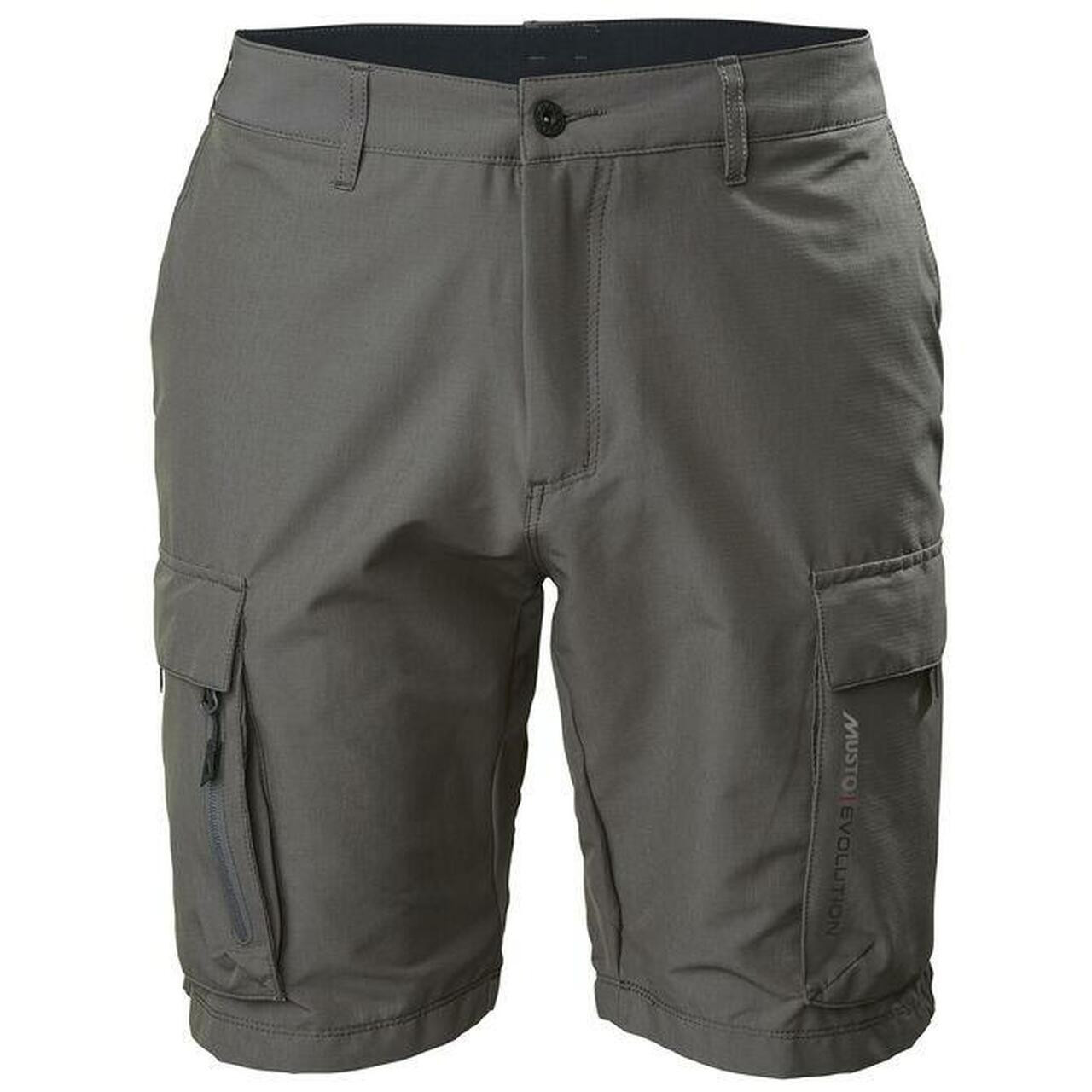 Musto Evolution Deck UV Fast Dry Shorts - Charcoal