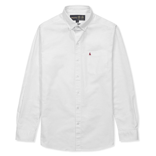 Musto Aiden Oxford Shirt - White