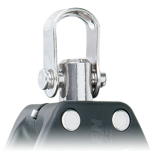 Harken 57mm Carbo Ratchet Block - 2 x Grip