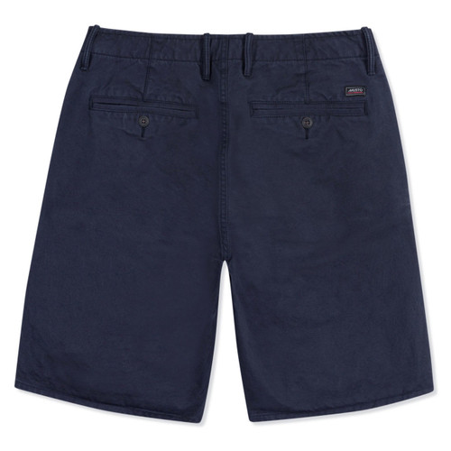 Musto Erling Chino Shorts - True Navy (back)