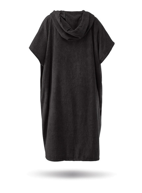 Zhik Hooded Towel - Black