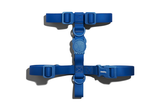 Zee.Dog Neopro Blue H-Harness Extra Small