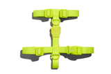 Zee.Dog Neopro Yellow H-Harness Extra Small