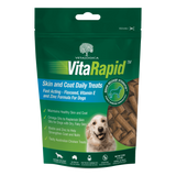 Vetalogica VitaRapid Skin & Coat Daily Treats For Dogs - 210g (7.4oz)