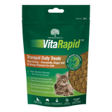 Vetalogica VitaRapid Tranquil Daily Treats For Cats - 100g (3.5oz)