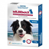 Milbemax Allwormer for Dogs over 5 kg (11-55 lbs) - 2 Tablets (10/2021 Expiry)