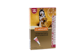 Advocate for Dogs 10.1-25 kg (20-55 lbs) - Red 3 Doses