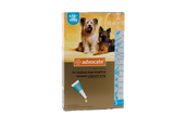 Advocate for Dogs 4.1-10 kg (9-20 lbs) - Aqua 3 Doses