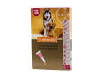 Advocate for Dogs 10.1-25 kg (20-55 lbs) - Red 6 Doses