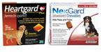 NexGard and Heartgard Combo for Dogs 25.1-45 kg (60.1-100 lbs) - 6 Month Bundle