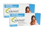 Valuheart månatliga hjärtmasktabletter för små hundar upp till 10 kg (upp till 22 lbs) - Blå 12 tabletter