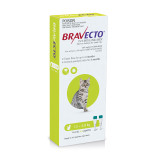 Bravecto Topical Solution for Cats 1.2-2.8 kg (2.6-6.2 lbs) - Green 2 Doses
