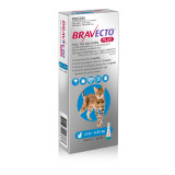 Bravecto PLUS Topical Solution for Cats 2.8-6.25 kg (6.2-13.8 lbs) - Blue 1 Dose