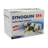 Synoquin EFA Capsules for Large Breed Dogs 25-40 kg (55-88 lbs) - 120 Capsules