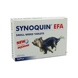 Synoquin EFA Capsules for Small Breed Dogs less than 10kg (22 lbs) - 90 Capsules