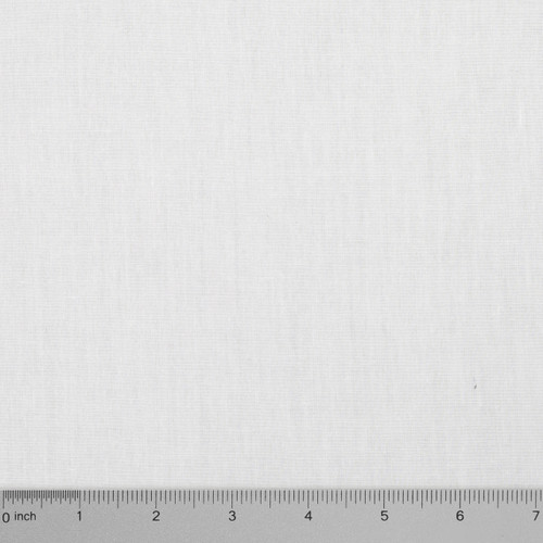 Cotton Broadcloth Poplin Optic White