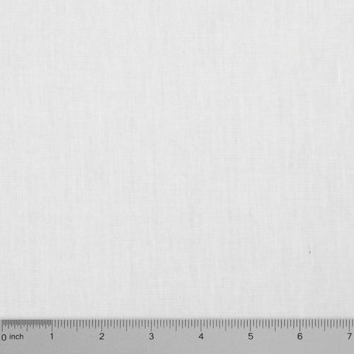 Cotton Broadcloth Poplin Optic White