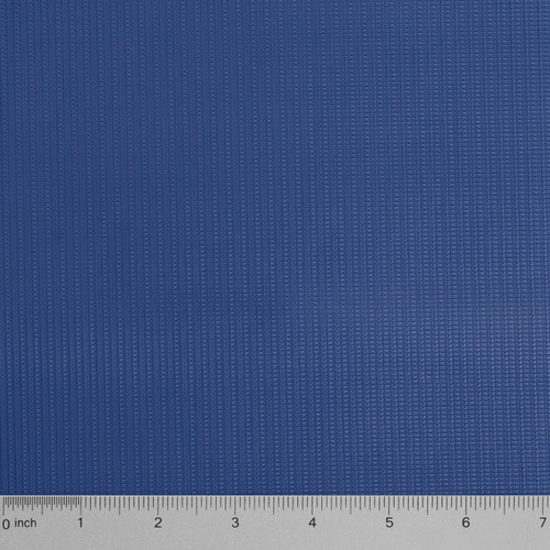 10 oz. Vinyl Laminated Polyester Royal Blue