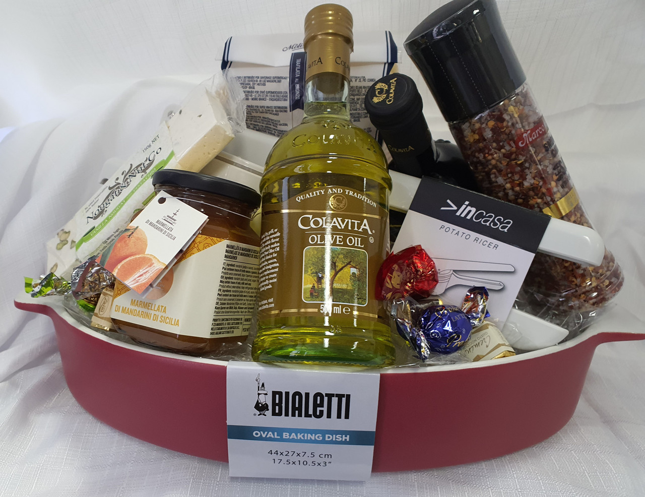Cooking Enthusiast Hamper The Italian Store