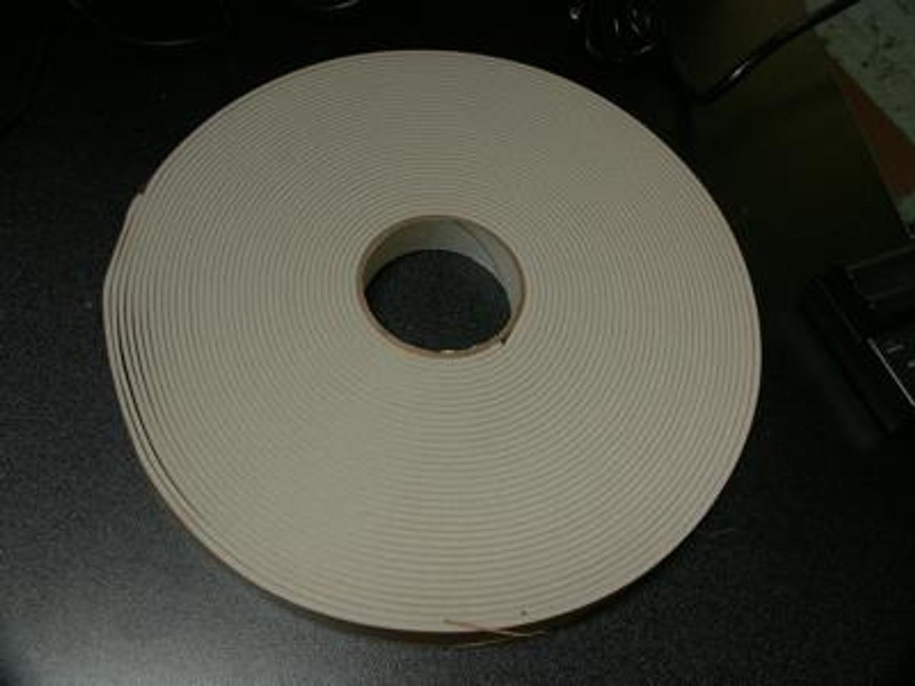 """1"""" Gray Foam Tape Roll"""