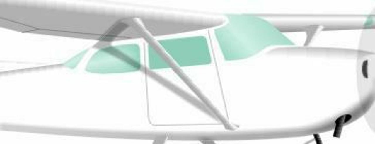 Cessna R172-3200 & UP, 172RG-0001 ~ 0890