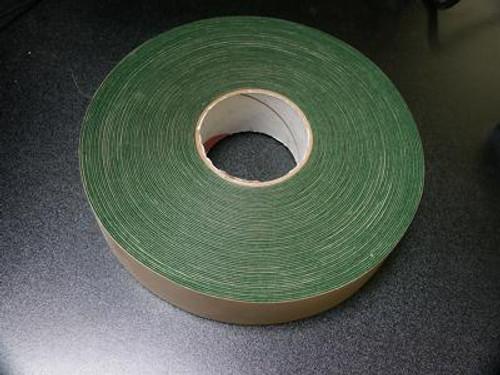 """2"""" Felt Tape Roll - Green - Thin"""