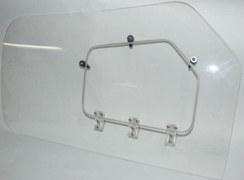 2411 - Cessna 177 Door window with Photo port Vent Detail