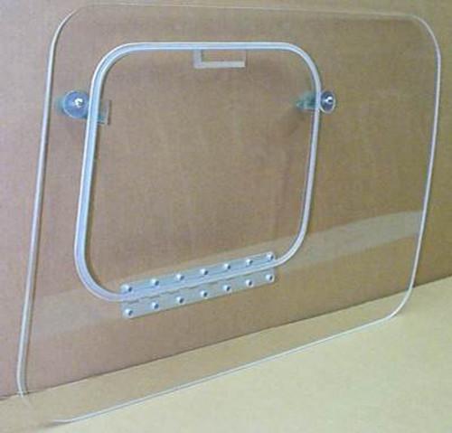 2455 - BN Trislander Vent Window Assembly image