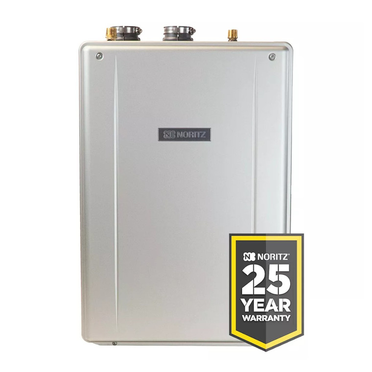 EZ111 Tankless Water Heater (199 MBH)