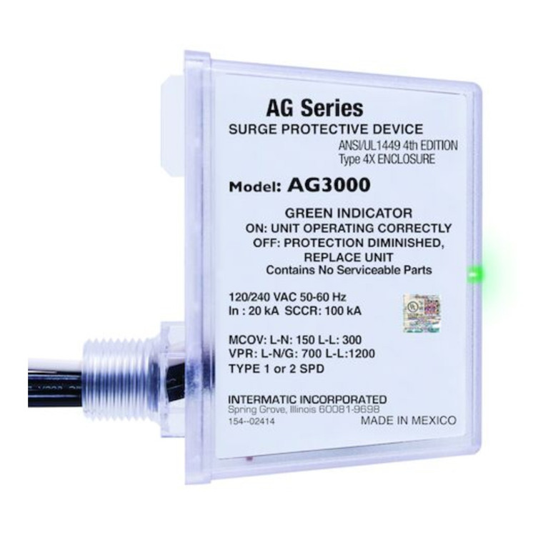 AG3000 Surge Protection Device