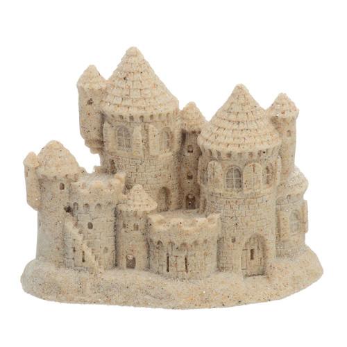 "4"" Sandcastle Figurine 111"