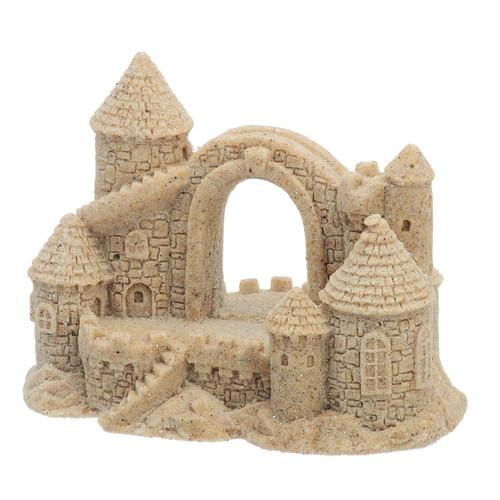 "4"" Sandcastle Figurine 120"