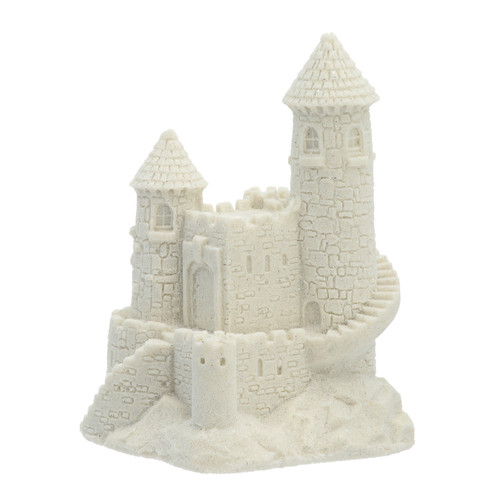 "4"" Sandcastle Figurine 119"