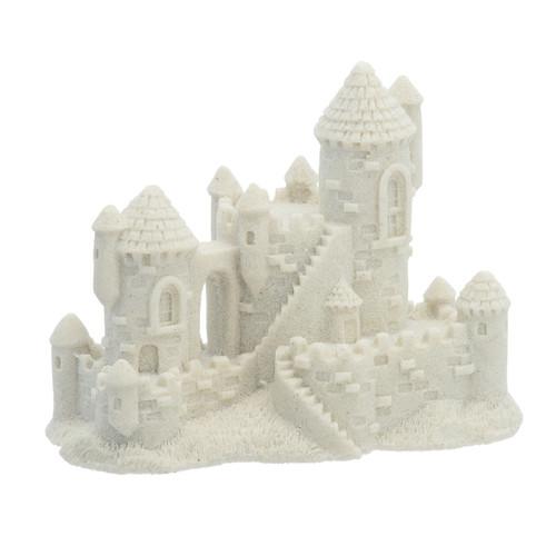 "4"" Sandcastle Figurine 117"