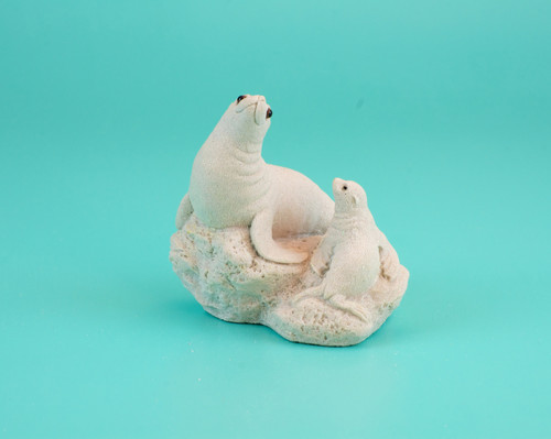 "5"" Sand Baby & Mother Sea Lion SLI01"