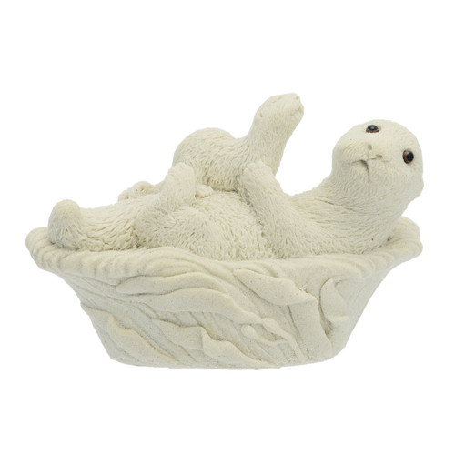 """5"""" Sand Baby & Mother Sea Otter SOT01"""