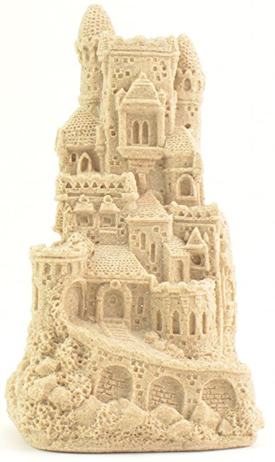 "Mr. Sandman 10"" Sandcastle Centerpiece 902 (Natural)"