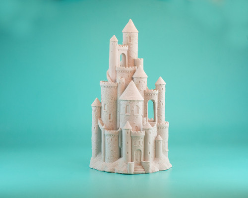 "15"" Sandcastle Centerpiece 1005"