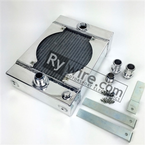 Rywire The Ultimate Drag Race Radiator - 14.5Hx10Lx3.6W