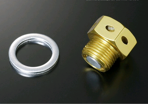 J's Racing Diff Magnetic Drain Bolt S2000